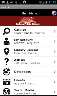 DeSoto Texas Public Library- screenshot thumbnail