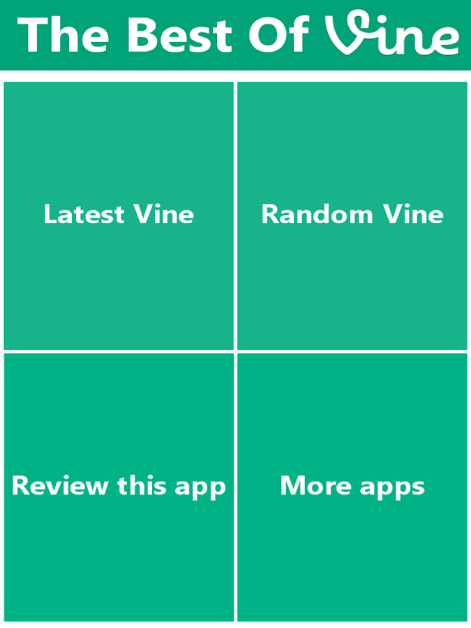 The Best of Vine - screenshot