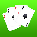 Solitaire Windows 98 icon