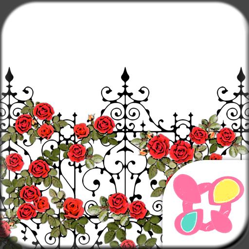 高貴的玫瑰 for[+]HOME 個人化 App LOGO-APP試玩