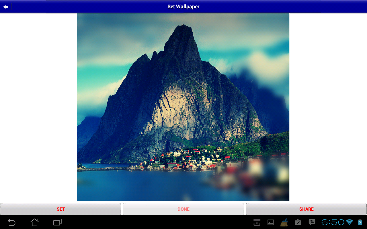 OYM Wallpaper Manager - screenshot