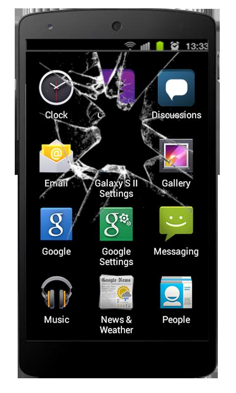 Crack Your Screen (Broken) - screenshot