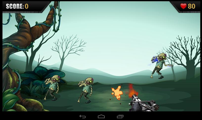 Zombie Killer - screenshot
