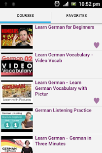German Courses for  Beginner - náhled
