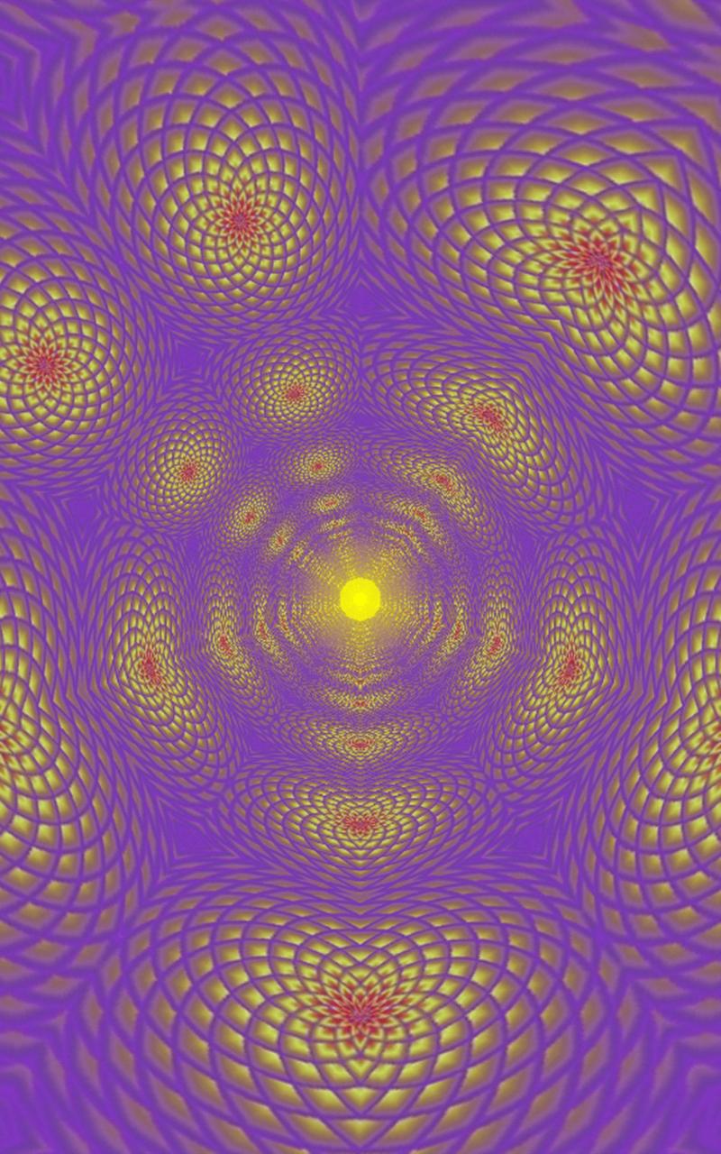 Morphing Tunnels Music Visualizer Screenshot 4