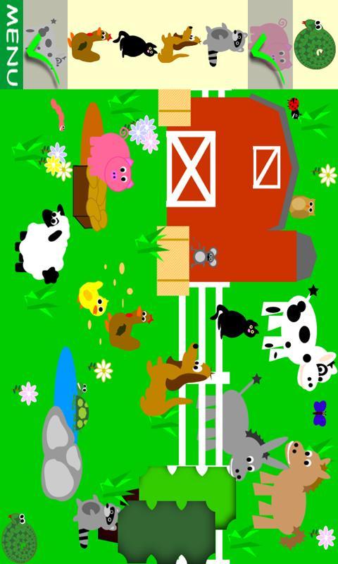 My Search & Find: Animals- screenshot