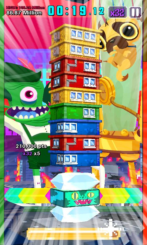 Super Monsters Ate My Condo! screenshot #3
