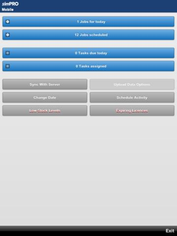 【免費商業App】simPRO Connect V2-APP點子