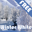 Winter White Live Wallpaper icon