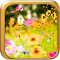 6D Flower-GO Launcher icon