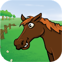 Animal game for toddlers icon