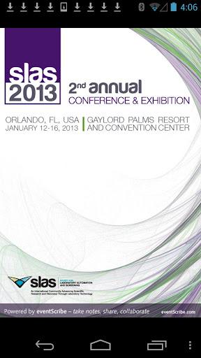 SLAS2013 Poster Gallery