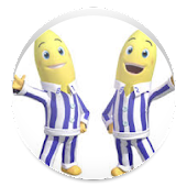 Fan of Bananas in Pyjamas