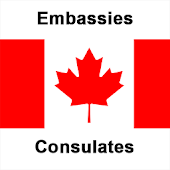 Canada Embassies& Consulates