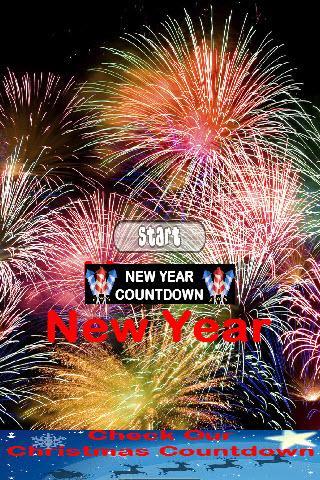 New Year Countdown Free