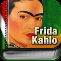 AUDIOLIBRO: Frida Kahlo logo