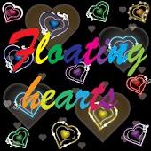 Floating Hearts LiveWallpaper