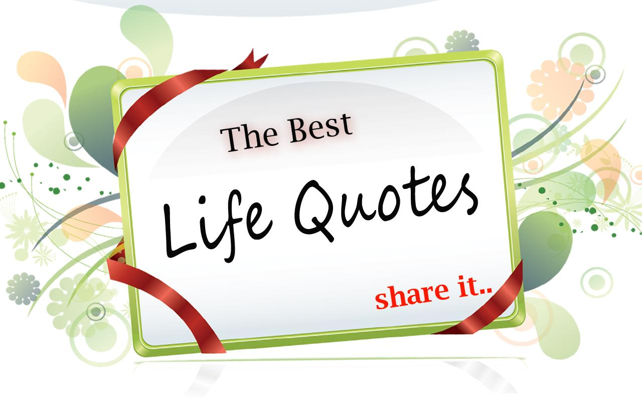 The Best Life Quotes- screenshot