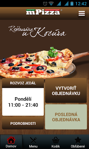 Pizzeria U Kocúra