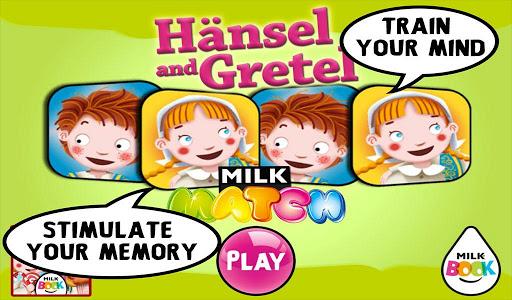 Milk Match Hansel and Gretel