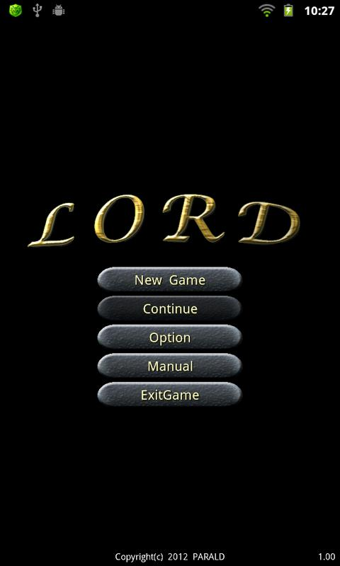 lord - screenshot