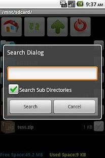 SD Card Manager - screenshot thumbnail