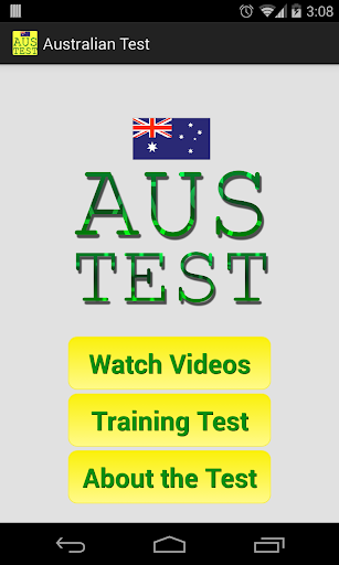 Australian Citizenship Test
