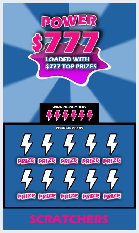 Super Lotto Scratchers - screenshot