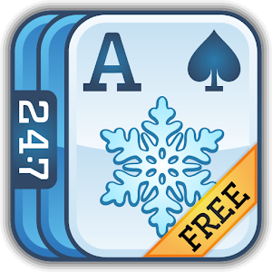 Winter Solitaire FREE for PC and MAC
