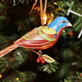 Christmas Tree Ornaments Challenge by Priscilla Renda McDaniel - Public Holidays Christmas ( christmas tree ornaments challenge,  )