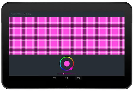 Plaid Live Wallpaper FREE- screenshot thumbnail