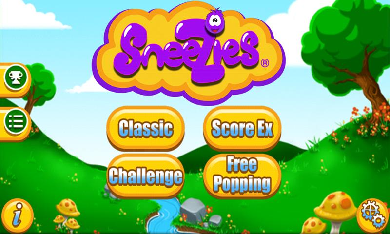 Sneezies- screenshot