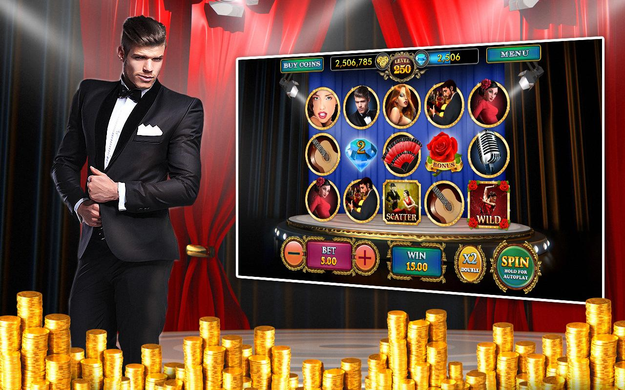 slot machine zynga poker