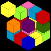 CubiColor - 3D Sudoku puzzle