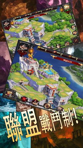 斯巴達戰爭世界:奧林帕斯山的眾神|玩策略App免費|玩APPs