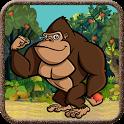 Jungle Gorilla Run icon