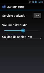 Puente de sonido Bluetooth- screenshot thumbnail