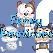 Funny Emoticons-Facebook