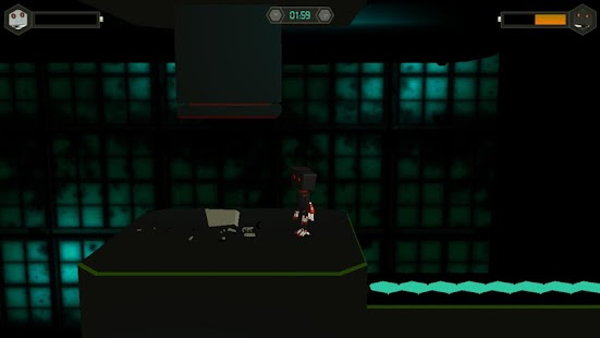 Twin Robots. Screenshot 3