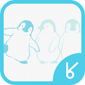 my penguin freinds_ATOM theme