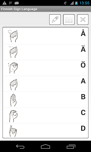 Finnish Sign Language