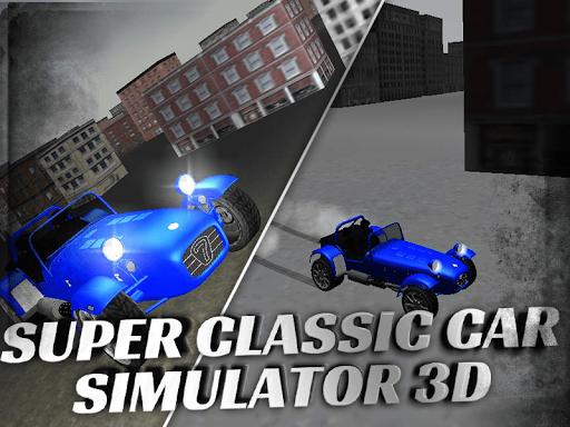 【免費模擬App】老爺車仿真3D-APP點子