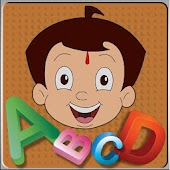 Alphabets With Bheem
