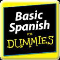 Basic Spanish For Dummies logo