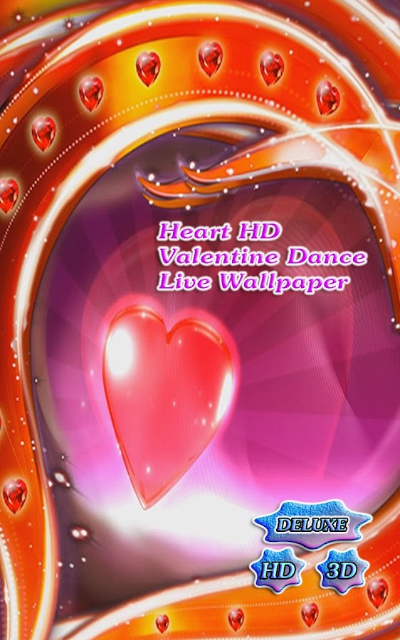 Heart Dance Valentine's Day- screenshot