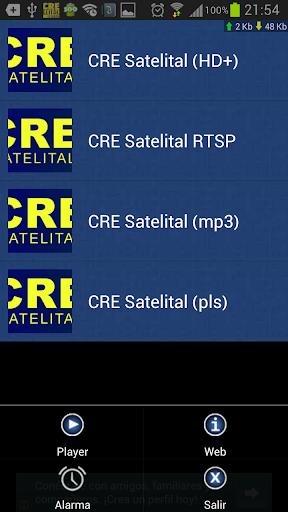 Radio CRE Satelital