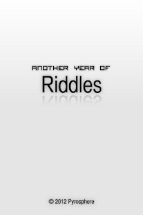 Another Year of Riddles- screenshot thumbnail