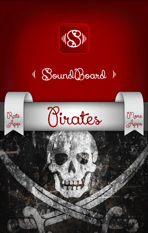 Pirate SoundBoard - screenshot