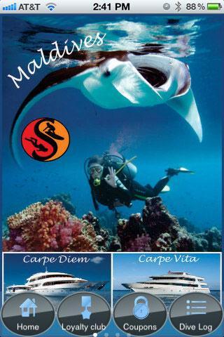 Carpe Diem Maldives- screenshot
