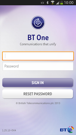 BT One Voice anywhere